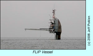 FLIP Vessel, photo by Jeff Poklen