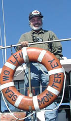 Richard Ternullo, Monterey Seabirds skipper
